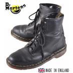 イングランド製 ヴィンテージ / Dr.martens ドクターマーチン / 8ホールブーツ / ブラック レザー / UK7 JPN26.0cm
