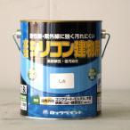 ロックペイント  水性シリコン建物用 うすみどり 1.6L H11-1103