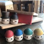どんぐりころころセット 大きい坂 /おもちゃのコマーム /木製玩具 /プレゼント
