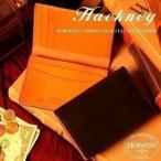 ショッピング名刺入れ 名刺入れ メンズ カード入れ Hackney ハックニー ホーウィン社製 シェルコードバン&イタリアンレザー HWN-003