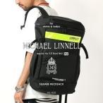 メンズ レディース リュックサック バックパック MICHAEL LINNELL マイケルリンネル ML-020