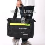 メンズ レディース トートバッグ ビジネスバッグ 2wayトート MICHAEL LINNELL マイケルリンネル ML-021