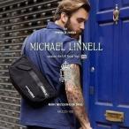 メンズ レディース ミニメッセンジャーバッグ ショルダーバッグ ショルダー MICHAEL LINNELL マイケルリンネル MLCD-100