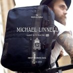 メンズ レディース 3WAY ビジネスバッグ ブリーフケース ショルダーバッグ リュックサック MICHAEL LINNELL マイケルリンネル MLCD-3000