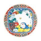 ドラえもん 九谷焼小皿 (庄三風・彩色金襴手)8497 金正陶器 008149