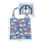ドラえもんエコバック【I'm Doraemonいっぱい・ライトブルー】ナカジマコーポレーション 144362-20
