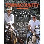 Town & Country Magazine (November, 2012) The Reagans Uncovered