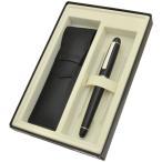 ショッピング万年筆 プラチナ万年筆 万年筆 #3776 センチュリー ペンケース付き ロジウム ブラックダイヤモンド+ペンケースBK 30FPNB-15000CR-7- (15000)