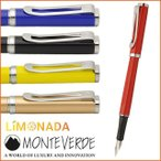 ショッピング万年筆 万年筆 名入れ / モンテベルデ 万年筆 リモナーダ Limonada- 35FLimonada- (5000)