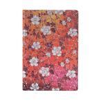 ペーパーブランクス ノートブック ミニ MINI Sakura PB5431-3 罫線 / 高級 ブランド 大人可愛い おしゃれ