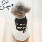 犬 服 犬服 小型犬 カジュアル ワンピース ドッグウエア XS S M L XL