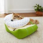 王様のらくすや 中型犬用 介護用品 シニア 老齢犬 快眠 床ずれ ベッド クッション 体圧分散 ペットグッズ 国産 日本産