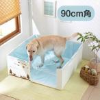 やわらかプラダントイレ(送料無料 犬用品 大型犬 トイレトレー 大型犬室内トイレ 小型犬 中型犬)
