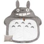 Yahoo!パーフェクトワールド店内全品10%オフセール開催中9月23日まで 20%OFF となりのトトロ 枕付 シュラフ 寝袋 「夢心地」 スタジオジブリ ベビー用品