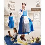 ディズニー コスチューム 大人 ベル 美女と野獣 フリーサイズディズニープリンセス ビューティ アンド ザ ビースト ドレス