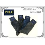 ポロラルフローレン POLO RALPH LAUREN メンズ 靴下  ソックス チェック アクリル  ナイロン ウール  プレゼント 冬 紳士 男性 ビジネス  90-polo-464