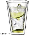 ボダム グラスセット CANTEEN  キャンティーン ダブルウォールグラス 0.4L 2個セット 10110-10