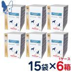 食事療法食 ロイヤルカナン 犬・猫用 電解質サポート パウダー 29g×15袋 6箱セット