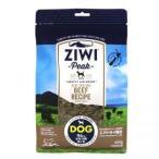 ZiwiPeak ジウィピーク エアドライ ドッグフード NZグラスフェッド ビーフ 1kg
