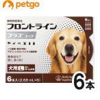 犬用フロントラインプラスドッグL 20kg〜40kg 6本(6ピペット)(動物用医薬品)