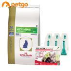 【PACK】ロイヤルカナン phコントロール1 フィッシュテイスト 4kg & フロントラインプラス 6本(動物用医薬品)