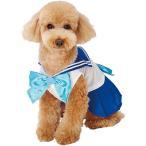 犬服 おしゃれ ペティオ 美少女戦士セーラームーン なりきりウェア セーラーマーキュリー S 超小型犬 小型犬 Petio トイプードル キャラペティ