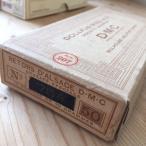 フランスの古い糸巻き空き箱DMC-1