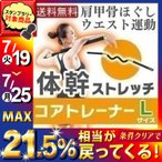 体幹ストレッチ コアトレーナー Lサイズ TSR-1265 アイリスオーヤマ トレーニング エクササイズ ギフト