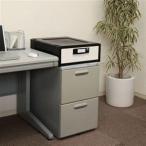 書類収納ケース 書類入れ オフィスHG HG-151 ブラック アイリスオーヤマ