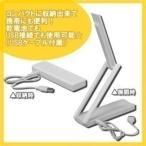 (在庫処分特価!)LED スタンドライト 乾電池式ポータブルLEDライト USBケーブル付き LSM-55 アイリスオーヤマ