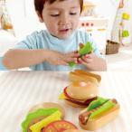 ハンバーガー&ホットドック E3112 Hape