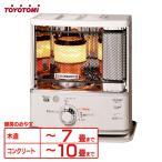 ダブルクリーン石油ストーブ RC-S28F-W トヨトミ(TOYOTOMI) ヒーター ホット