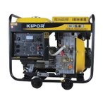 ディーゼルエンジン発電機60 KDE5.0E (60Hz) キプロ