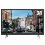 ショッピング液晶テレビ TV 液晶テレビ ハイビジョン 録画機能 24型 3波ダブルチューナーハイビジョンテレビ ブラック ZM-TV24LR レボリューション ハイビジョン TV(D)
