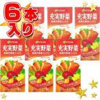 伊藤園 充実野菜 緑黄色野菜ミックス  野菜ジュース 紙パック 1L 6本入り 1ケース セット