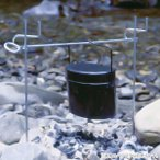 ハンゴーキャッチ GHV0901  飯ごう 飯盒 バーベキュー キャンプ用品