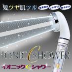 アラミック 節水シャワーヘッド シャワーヘッド 節水 イオニックシャワー ICS-24N(送料無料)