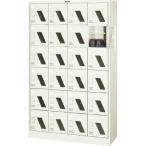 ショッピングシューズケース TRUSCO シューズケース 24人用 1050X380XH1700 棚付 窓付 SC24WM