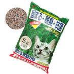 (在庫処分特価!)猫砂 木 燃える 木の猫砂 5L ウッディフレッシュWF-50
