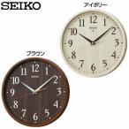 セイコー 電波時計 電波掛時計 KX399A・KX399B
