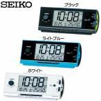 セイコー 電波目覚まし時計 電波時計 NR534K・NR534L・NR534W