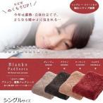 (在庫処分特価!)Blanko 蓄熱パッドシーツ 鹿の子織 フランネル敷パッド シングル CGKFS-10205 クリアグローブ
