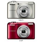 ショッピングデジタルカメラ デジタルカメラ 光学5倍 特典SDHC8GB付 A10SL・A10RD ニコン (D)
