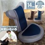 座椅子 おしゃれ 北欧 コンパクト 安い ゲーミングチェア 椅子 リクライニング 低反発 ゲーム 読書 ゲーミング座椅子・アコード Accord CG-39214-2-IP (D)