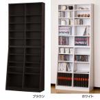 CDやDVD、文庫本などをサたっぷり収納できます