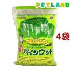 ショッピング猫砂 猫砂 パインウッド ( 6L*4コセット )