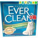(訳あり)猫砂 エバークリーン 芳香タイプ ( 6.35kg*3コセット )/ エバークリーン ( 猫砂 ねこ砂 ネコ砂 鉱物 ペット用品 )