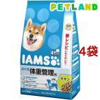 アイムス 成犬用 体重管理用 チキン 小粒 ( 2.6kg*4コセット )/ アイムス