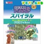 ゴン太の歯磨き専用ガム ブレスクリアスパイラル クロロフィル入り S ( 32本入 )/ ゴン太