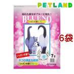 猫砂 ペパーレット シャボンの香り ブルーノ ( 7L*6袋セット )